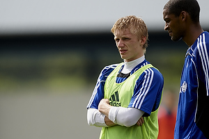Daniel Wass (Br�ndby IF), Mikkel Bischoff (Br�ndby IF)