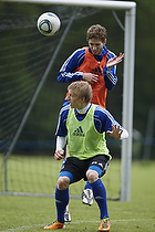 Daniel Wass (Br�ndby IF), Clarence Goodson (Br�ndby IF)