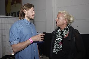 Mikkel Hansen (AG K�benhavn), Annette Laustrup Nielsen (AG K�benhavn)