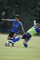 Osama Akharraz (Br�ndby IF), Martin Bernburg (Br�ndby IF)