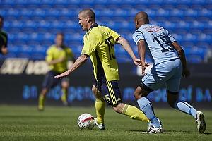 Mikkel Thygesen  (Br�ndby IF), Christian Traoré (Randers FC)