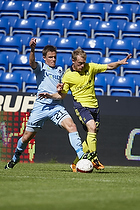 Michael Krohn-Dehli  (Br�ndby IF), Alexander Fischer (Randers FC)
