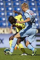 Franck Semou (Br�ndby IF), Nicolai Brock-Madsen (Randers FC)