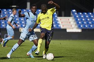 Franck Semou (Br�ndby IF), George Odhiambo (Randers FC)