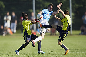 Franck Semou (Br�ndby IF), Alexander Green (Br�ndby IF)