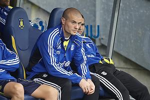 Mikkel Thygesen (Br�ndby IF), Osama Akharraz (Br�ndby IF)
