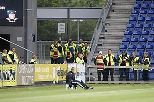 Kontroll�rer p� Br�ndby Stadion