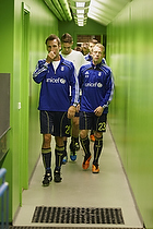 Thomas Rasmussen (Br�ndby IF), Michael Krohn-Dehli (Br�ndby IF), Clarence Goodson (Br�ndby IF)