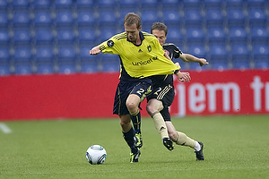 Anders Randrup (Br�ndby IF), Patrick Kristensen (Aab)