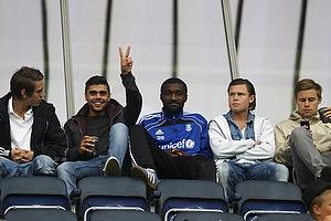 Mathias Gehrt (Br�ndby IF), Daniel Norouzi (Br�ndby IF), Franck Semou (Br�ndby IF), Alexander Green (Br�ndby IF), Mathias Larsen (Br�ndby IF)