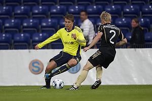 Nicolaj Agger (Br�ndby IF), Patrick Kristensen (Aab), Kjetil W�hler (Aab)