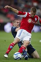 Martin Bernburg (Br�ndby IF), Jesper Mikkelsen (Silkeborg IF)