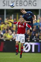 Clarence Goodson (Br�ndby IF), Kaimar Saag (Silkeborg IF)
