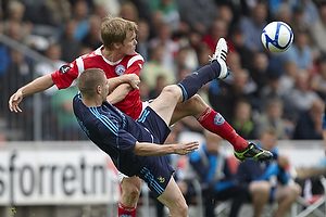 Martin Bernburg (Br�ndby IF), Simon Jakobsen (Silkeborg IF)