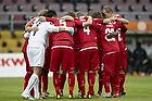 FC Nordsj�lland i rundkreds inden kampen