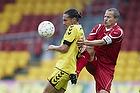 Nicolai Stokholm (FC Nordsj�lland), Issey Nakajima-Farran (AC Horsens)