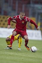 Rawez Lawan (FC Nordsj�lland), Nabil Aslam (AC Horsens)