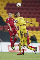 Nicolai Stokholm, anf�rer (FC Nordsj�lland), Issey Nakajima-Farran (AC Horsens)