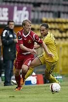 Tobias Mikkelsen (FC Nordsj�lland), Issey Nakajima-Farran (AC Horsens)