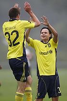Alexander Green, m�lscorer (Br�ndby IF), Brent McGrath (Br�ndby IF)