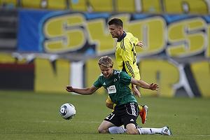 Daniel Stenderup (Br�ndby IF), Markus Hammerer (SV Ried)
