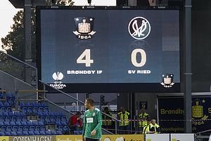 4-0 p� m�ltavlen p� Br�ndby Stadion