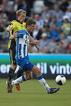 Michael Krohn-Dehli (Br�ndby IF), Chris S�rensen, anf�rer (Ob)