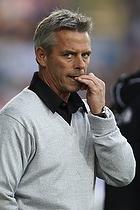 Henrik Jensen, cheftr�ner (Br�ndby IF) spekulere