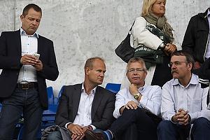 Jan Lockhart, adm. direkt�r (Br�ndby IF), Johnny Nederskov Nielsen, bestyrelsesmedlem (Br�ndby IF), Bjarne Jensen, bestyrelsesmedlem (Br�ndby IF), Sten Lerche, bestyrelsesmedlem (Br�ndby IF)