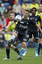 Kenneth Fabricius (S�nderjyskE), Mikael Nilsson (Br�ndby IF)