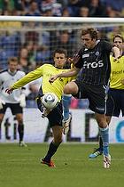 Daniel Stenderup (Br�ndby IF), Anders �stli (S�nderjyskE)