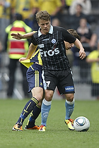 Jens Larsen (Br�ndby IF), Daniel Christensen (S�nderjyskE)