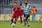 Christian Gytkj�r (FC Nordsj�lland), Fabian Rinaudo (Sporting Lissabon)
