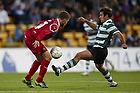 Andreas Granskov (FC Nordsj�lland), Fabian Rinaudo (Sporting Lissabon)