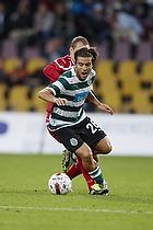 André Santos (Sporting Lissabon), Nicolai Stokholm (FC Nordsj�lland)