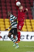 Rawez Lawan (FC Nordsj�lland), Evaldo Fabiano (Sporting Lissabon)