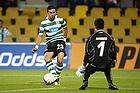 Hélder Postiga (Sporting Lissabon), Jesper Hansen (FC Nordsj�lland)