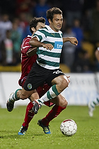 Fabian Rinaudo (Sporting Lissabon), Michael Parkhurst (FC Nordsj�lland)