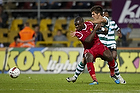 Jores Okore (FC Nordsj�lland), Diego Rubio (Sporting Lissabon)