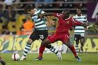 Diego Rubio (Sporting Lissabon), Jores Okore (FC Nordsj�lland)