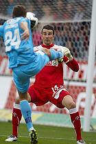 Kasper Jensen (FC Midtjylland), Andreas Granskov (FC Nordsj�lland)