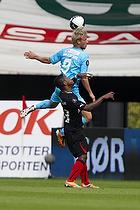 Tobias Mikkelsen (FC Nordsj�lland), Izunna Arnest Uzochukwu (FC Midtjylland)