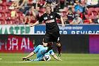 Nicolai Stokholm, anf�rer (FC Nordsj�lland), Jesper Juelsg�rd Kristensen (FC Midtjylland)