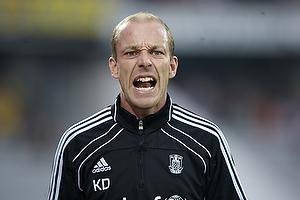 Kim Daugaard, assistenttr�ner (Br�ndby IF)