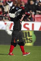 FC Midtjyllands maskot Lupus