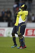 Oke Akpoveta (Br�ndby IF), Oluwafemi Ajilore (Br�ndby IF)