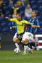 Dennis Rommedahl (Br�ndby IF), Ronnie Bendtsen (HB K�ge), Martin Christensen (HB K�ge)