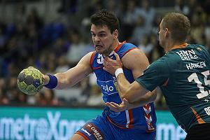 Arnor Atlason, angreb (AG K�benhavn), Nicolai Hansen, forsvar (Viborg HK)