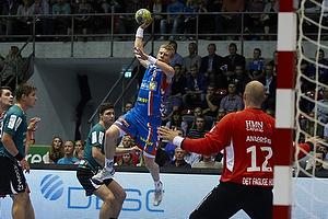 Gudjon Sigurdsson (AG K�benhavn), Kim Andersen (Viborg HK)