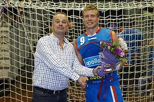 Gudjon Sigurdsson (AG K�benhavn) man of the match